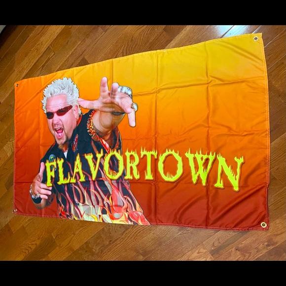 New Flavortown flag